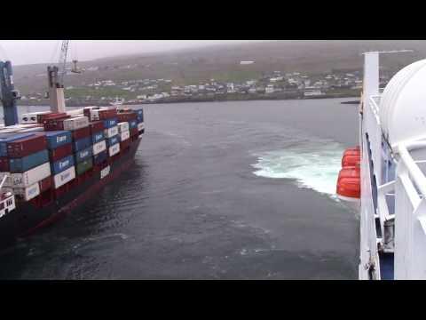Hirtshals Torshavn 18/6/16