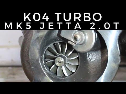 K04 Turbo Install - MK5 / MK6 VW Jetta GLI & GTI 2.0T