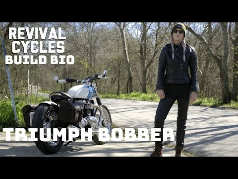 Triumph Bobber // Build Bio