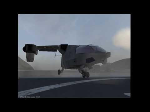 VTOL VR-Mission 1 Completed
