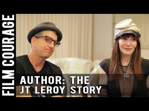 AUTHOR: THE JT LEROY STORY - Jeff Feuerzeig & Laura Albert Full Interview