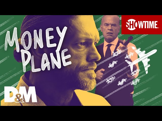 Ridiculous 'Money Plane' Stars Frasier Crane vs. WWE's Edge | DESUS & MERO | SHOWTIME
