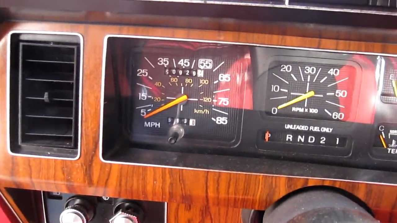 New Ford Bronco >> 1982 Ford Bronco XLT 50K Original Miles - YouTube