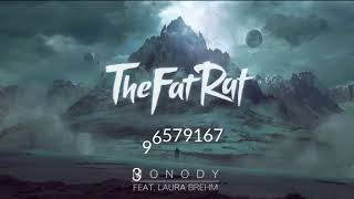 "TOP ""3"" THEFATRAT ID Song For roblox [New] By me"