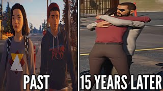 Lyla and Sean reunite after 15 YEARS - Life is Strange 2 Episode 5 (Sean and Lyla)