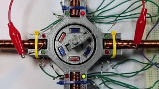 Fonctionnement d'un moteur pas à pas (Avec un moteur imprimé en 3D)