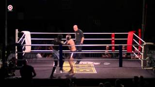 YPENBURG FIGHTDAY - Malik Baba vs Bambi