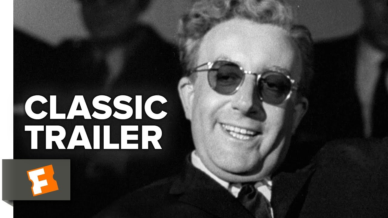 Download Dr. Strangelove (1964) Trailer #1 | Movieclips Classic Trailers