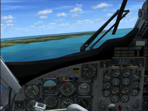 Winair st Maarten TNCM to Anguilla TQPF 1st leg (prepar3d)