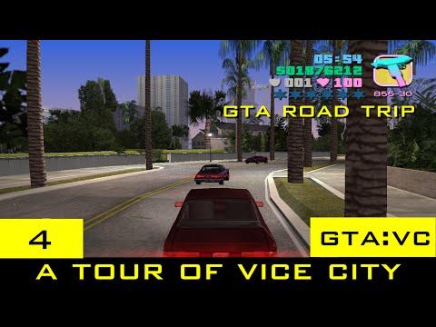 The GTA Vice City Tourist: A Tour Of Vice City