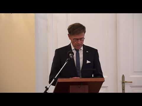 Rede Landtagspräsident Dr. Rößler zum Forum Mitteleuropa 2017 in Bratislava
