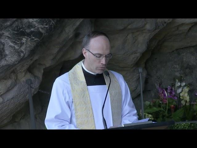 TV Lourdes - Le Sanctuaire de Lourdes en direct.