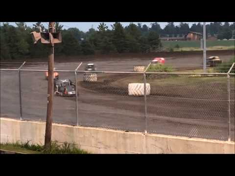 Xcel 600 Modified Benton County Speedway 7/28/2019 *Feature*