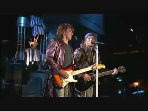 Bon Jovi Just Older live The Crush Tour 2000