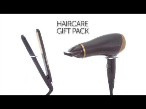 D3012GP Haircare Gift Set 360 - Remington Europe