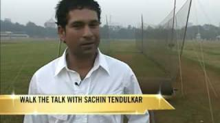 Walk The Talk with Sachin Tendulkar