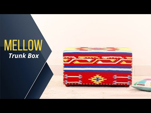 Wooden Trunk : Buy Mellow Trunk Box Online