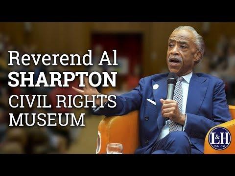 Reverend Al Sharpton: What