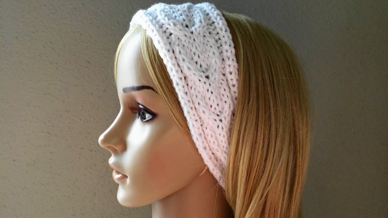 How to knit a horseshoe cable rib headband lilus handmade corner how to knit a horseshoe cable rib headband lilus handmade corner video 36 bankloansurffo Image collections