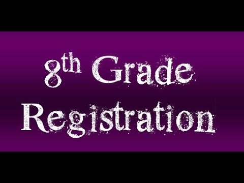 Box Elder Middle School 8th Grade New Student Registration
