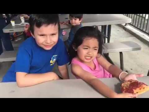 Easter Celebration at Bright Children Montessori Academy in Alhambra, CA