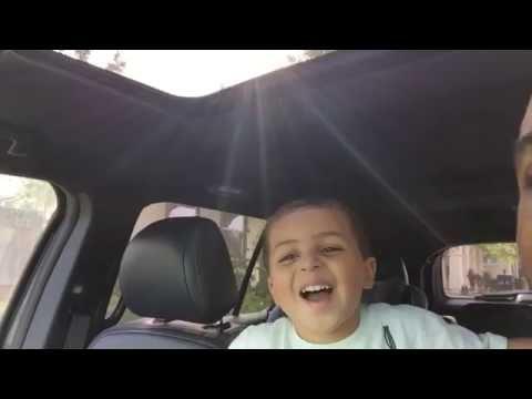 Eli singing when Love Broke Thru  To Mac