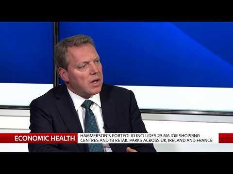 Hammerson boss still optimistic despite Brexit