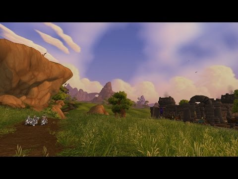 Nagrand Music - Warlords Of Draenor