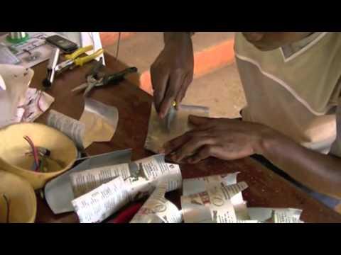 Nyrstar Foundation 2011 Grant winner 'Solar Kiosks for Togo'.wmv