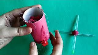 як зробити ляльку маріонетку
