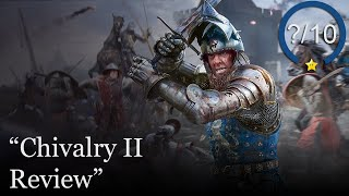 Chivalry 2 Review [PS5, Series X, PS4, Xbox One, & PC] (Video Game Video Review)