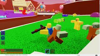 Roblox Zombie Rush Finally Made It To Level 900!