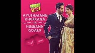 Proof That Ayushmann Khurrana Is Husband Goals | MissMalini