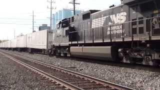 Rails Chicago Series #78- Bridgeview, IL  (10-26-13)