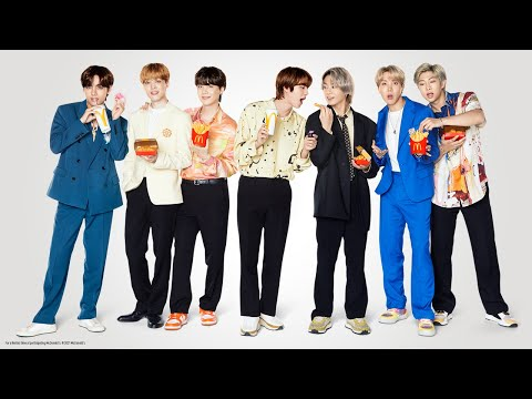 The BTS Meal   McDonald's