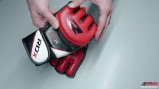 Перчатки ММА RDX Leather X - обзор от 4ММА