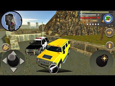 Grand Mafia Crime San Andreas -Android/iOS Gameplay FHD
