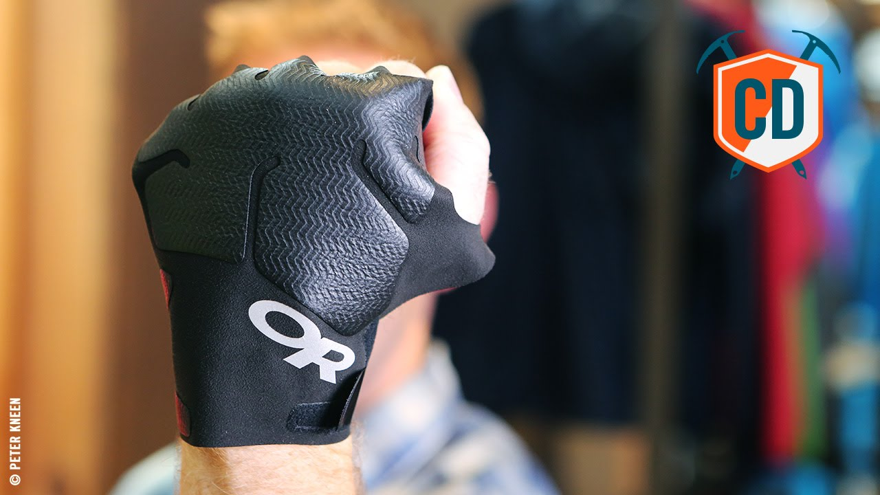 Could This Glove Mean The End For Hand Taping Epictv Climbing