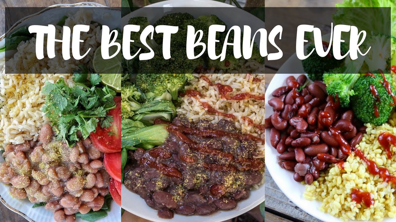 SWEET SIMPLE BEANS RECIPE- The Best Beans Ever w/ Sweet Simple Mom