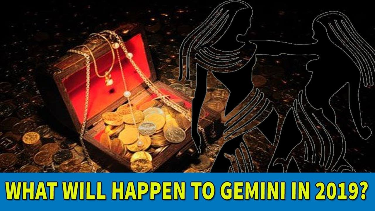 What will happen to Gemini in 2019 - lucky sign