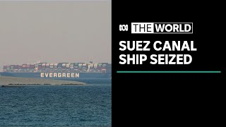 Suez Canal blame game: Who is at fault for the vessel getting stuck? | The World