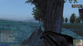 ArmA 2 Operation Arrowhead: Advance and Secure OpPanter Backroads - Multiplayer Game Play - Part 2