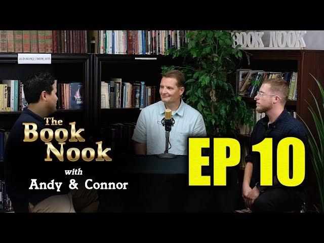 The Book Nook - Ep.10 Doug Hardt, Senior Pastor - Part 1