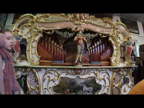 89 Key Gavioli @ Amersham Fair Organ Museum