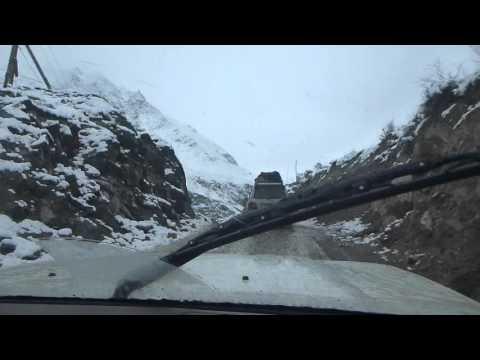 Jeep Trip from Khorog   Part 5   Gorno Badakhshan to Dushanbe Tajikistan   Jan 2016