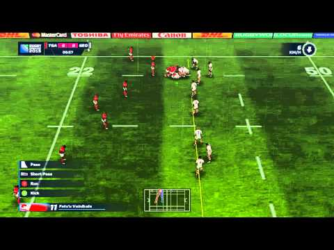 Rugby world cup 2015 - pool games