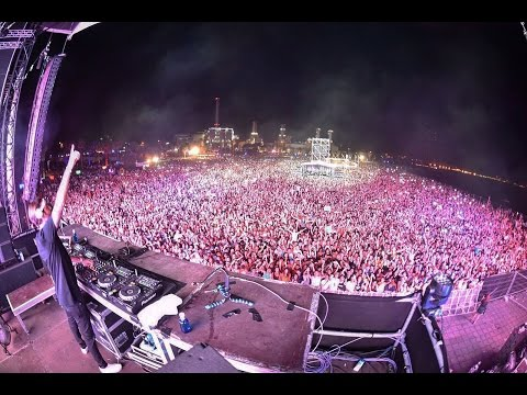 Alesso | Levels At Barcelona Beach Festival