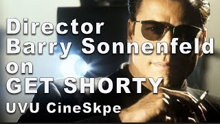 "Gambar cover Director Barry Sonnenfeld talks ""Get Shorty"" - UVU CineSkype Spring 2015"