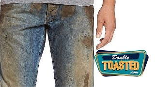 NORDSTROM SELLS MUDDY PANTS ONLINE - Double Toasted Funny Podcast Highlight