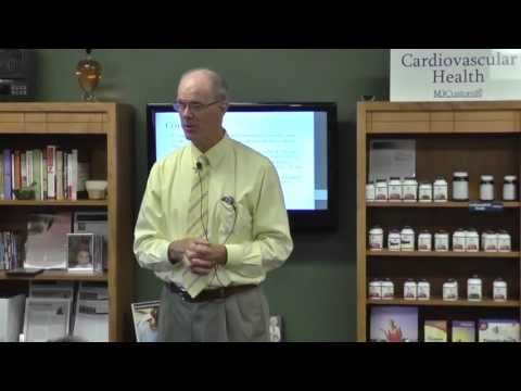 Dr. John Whitcomb Seminar - Vitamin K2 - Super Vitamin, Hidden Before Our Eyes